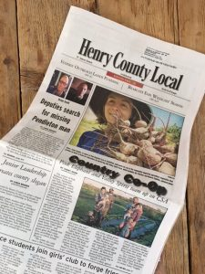 Henry County Local Newspaper
